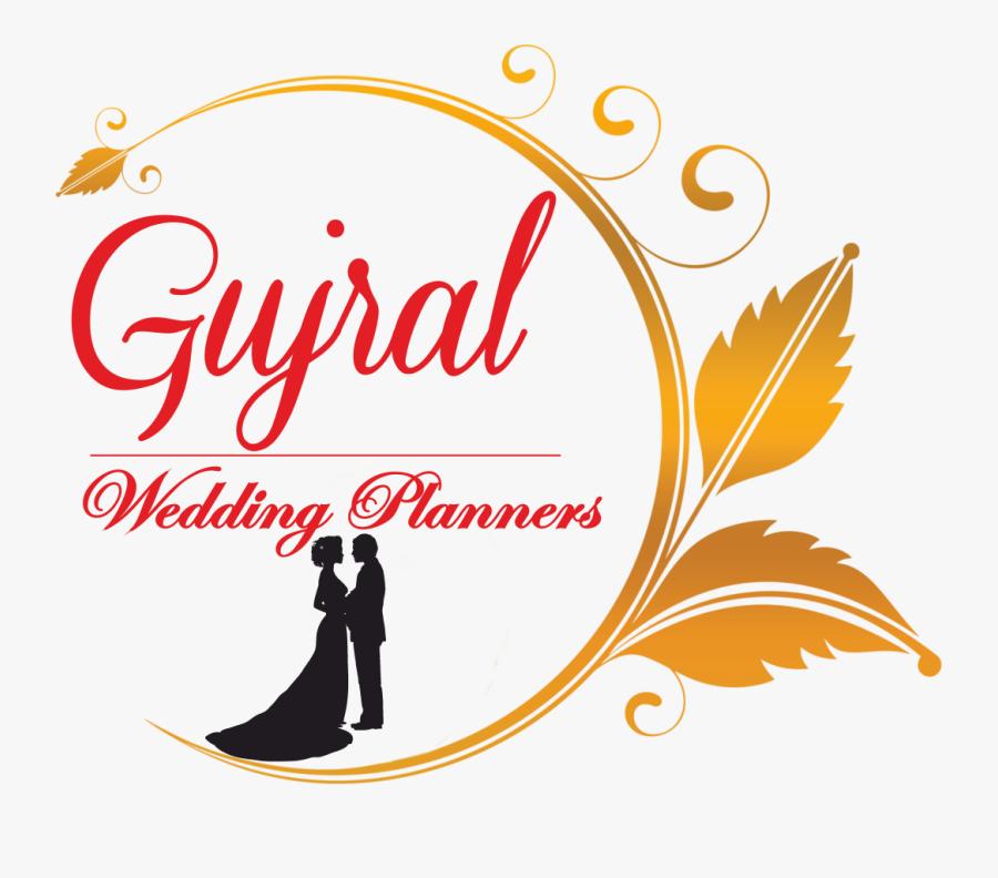 Gujral Wedding Planners - Wedding Planner Indian Wedding Logo, Transparent Clipart