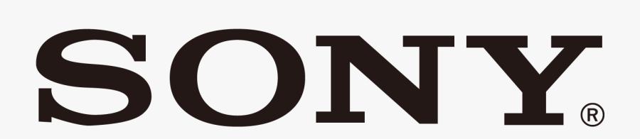 Sony U03b17 Logo Camera Lens - Sony, Transparent Clipart