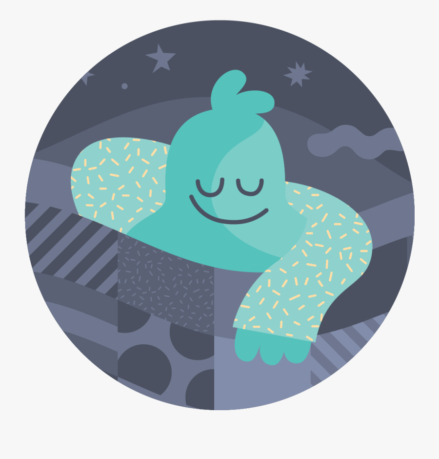 Headspace Sleep Pack, Transparent Clipart