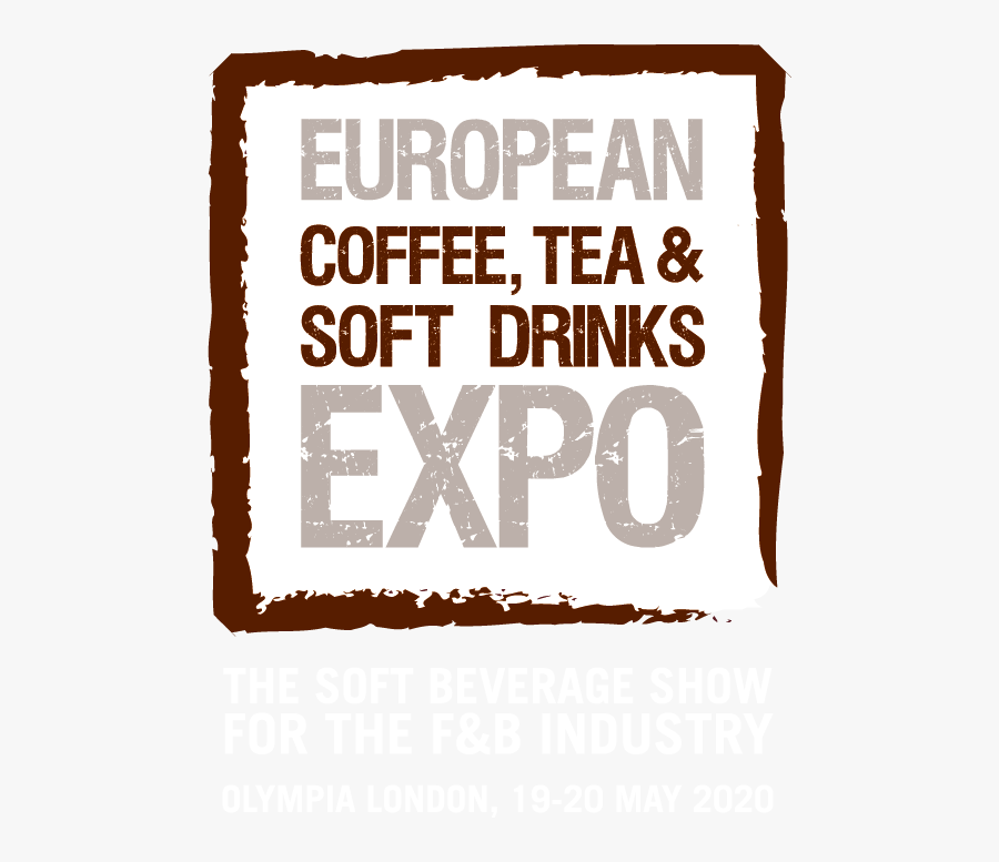 European Coffee Tea & Soft Drinks Expo Logo - European Coffee Expo 2018 London, Transparent Clipart