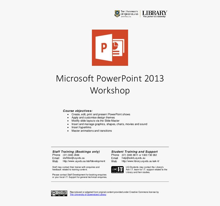 Microsoft Powerpoint, Transparent Clipart