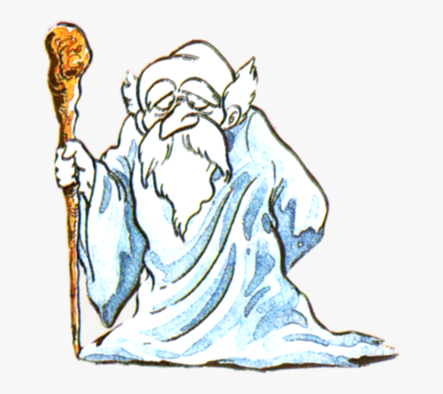 Wise Old Man Clipart, Transparent Clipart
