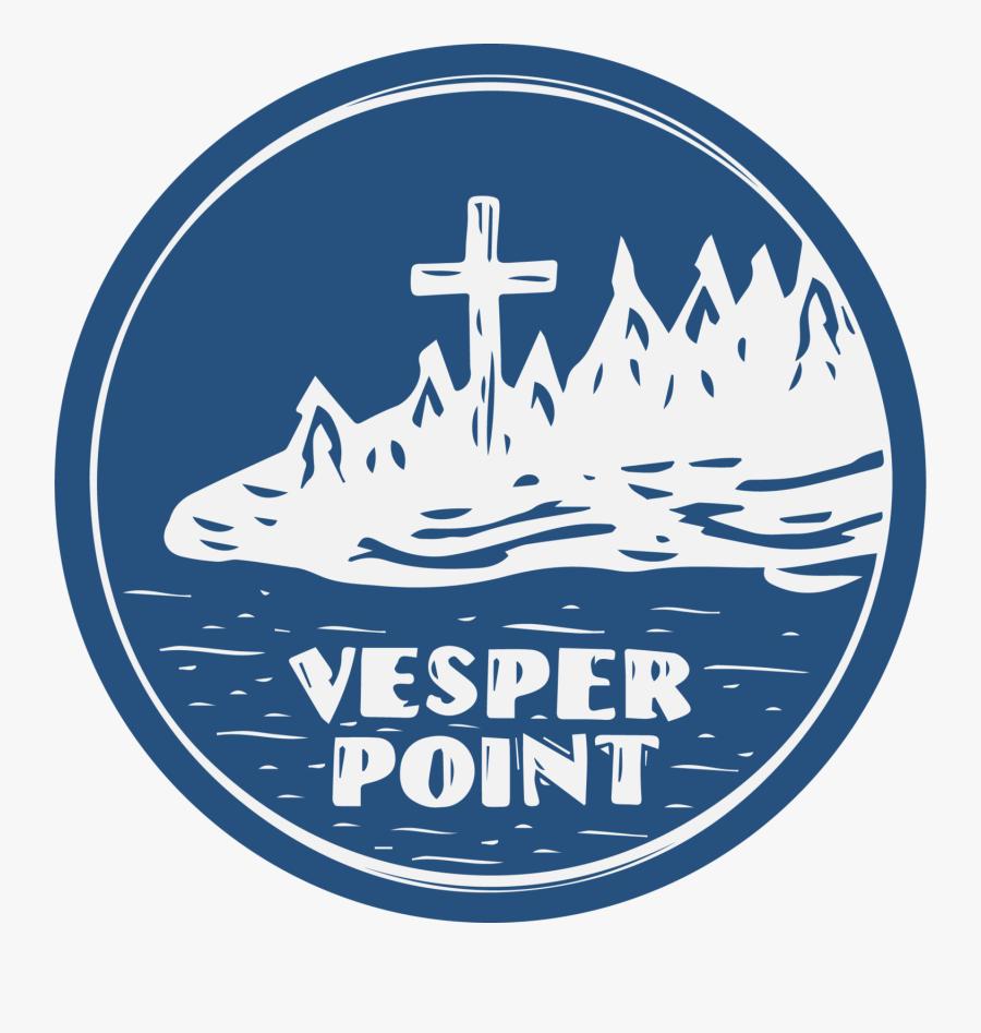 Medical Clip Camp - Camp Vesper Point Logo, Transparent Clipart