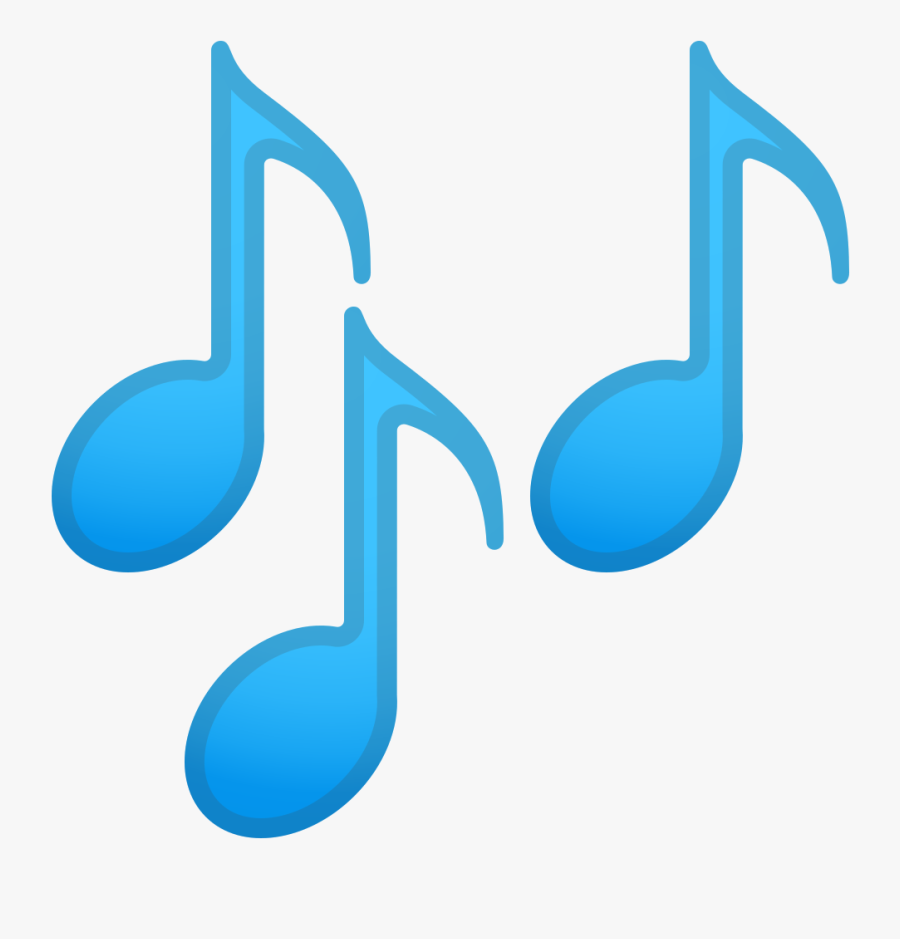 Musical Notes Icon - Musical Notes Icon Png, Transparent Clipart
