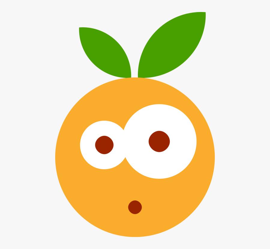 Nose Clipart Emoji - Fruits Emoji Clipart, Transparent Clipart