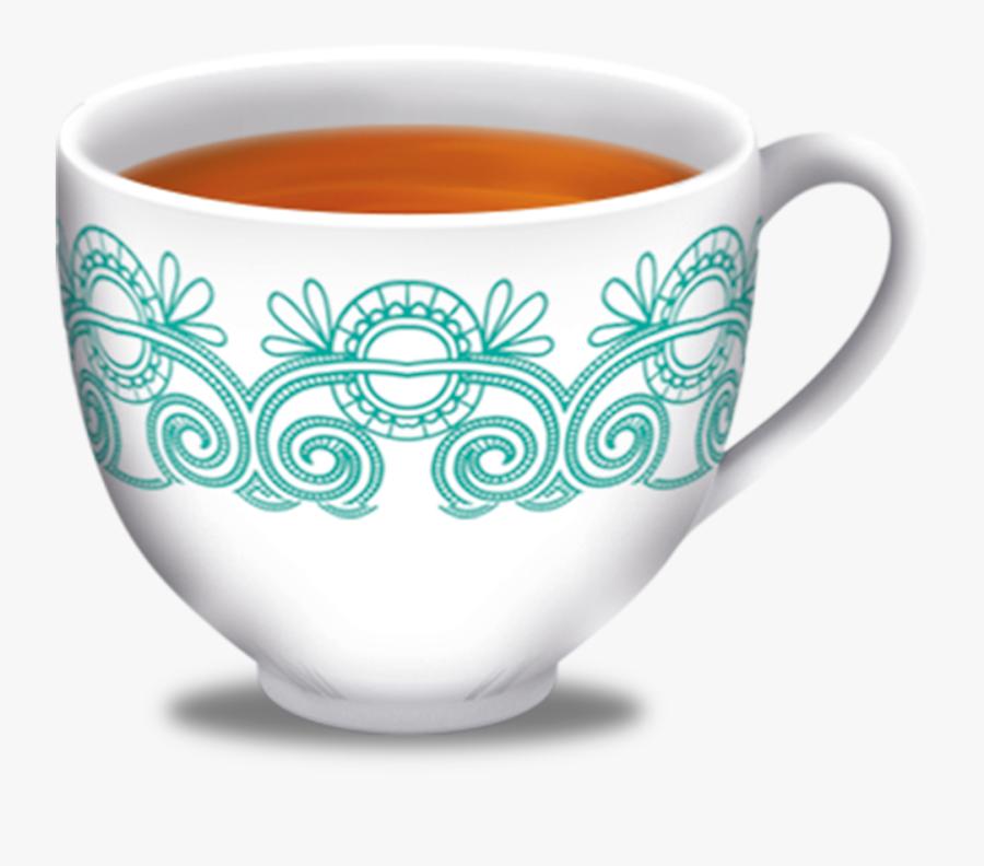 Spearmint Peppermint Lemon Grass Double Mint - Coffee Cup, Transparent Clipart