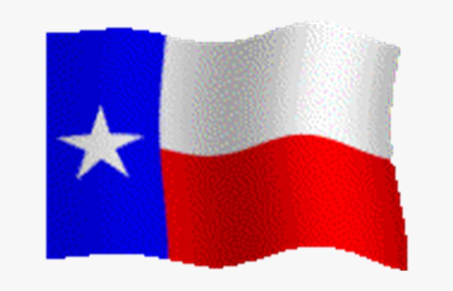 Bandera De Texas Gif, Transparent Clipart
