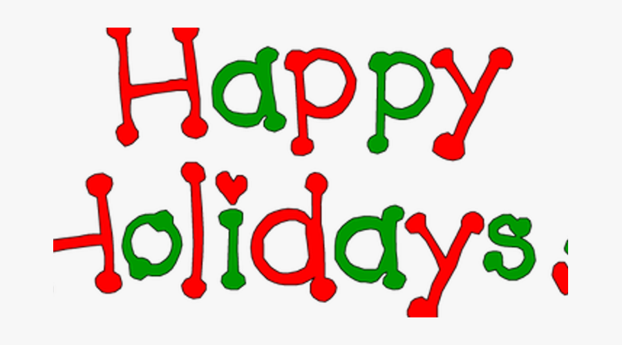 Party Clipart Staff Party - Happy Holidays Clip Art Free, Transparent Clipart