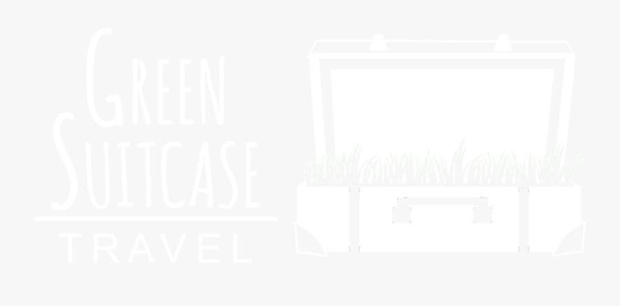 Green Suitcase Travel, Transparent Clipart