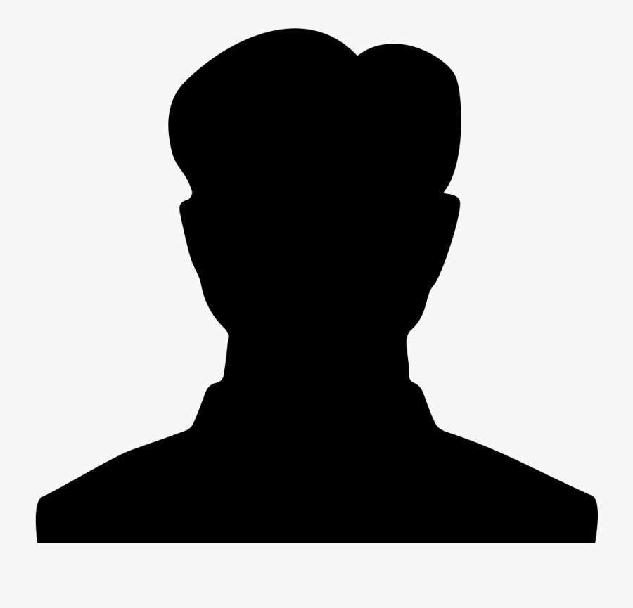 Student Silhouette Png - Male Student Silhouette, Transparent Clipart