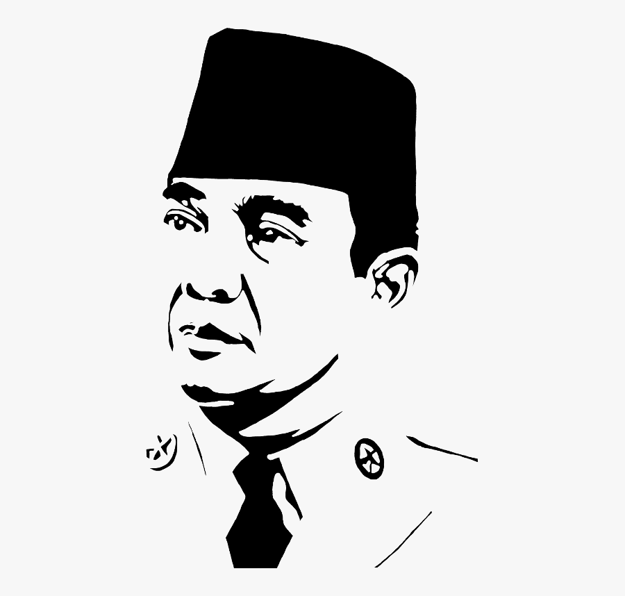 Saelan, Dekat Surabaya Founding Dengan Proclamation - Soekarno Png, Transparent Clipart