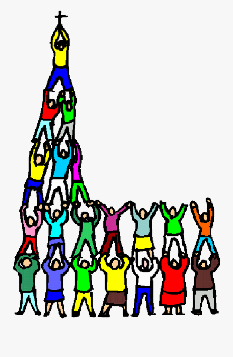 What Lovely Words To Begin The Sermon This Morning - Church Body Of Christ, Transparent Clipart