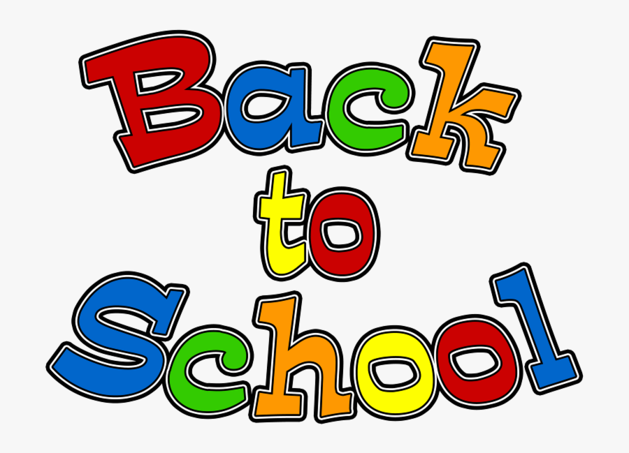 Back To School Clip Art 2018 2019, Transparent Clipart