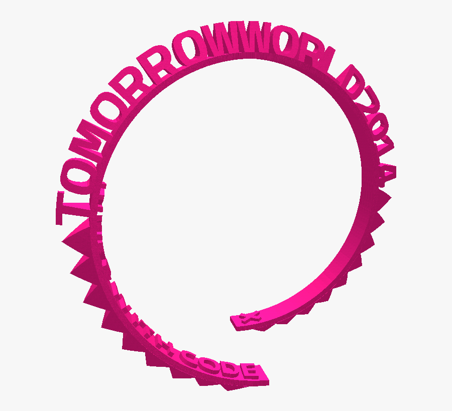 Check Out The Bracelet I Just Ordered For Free From - Badge Certification, Transparent Clipart