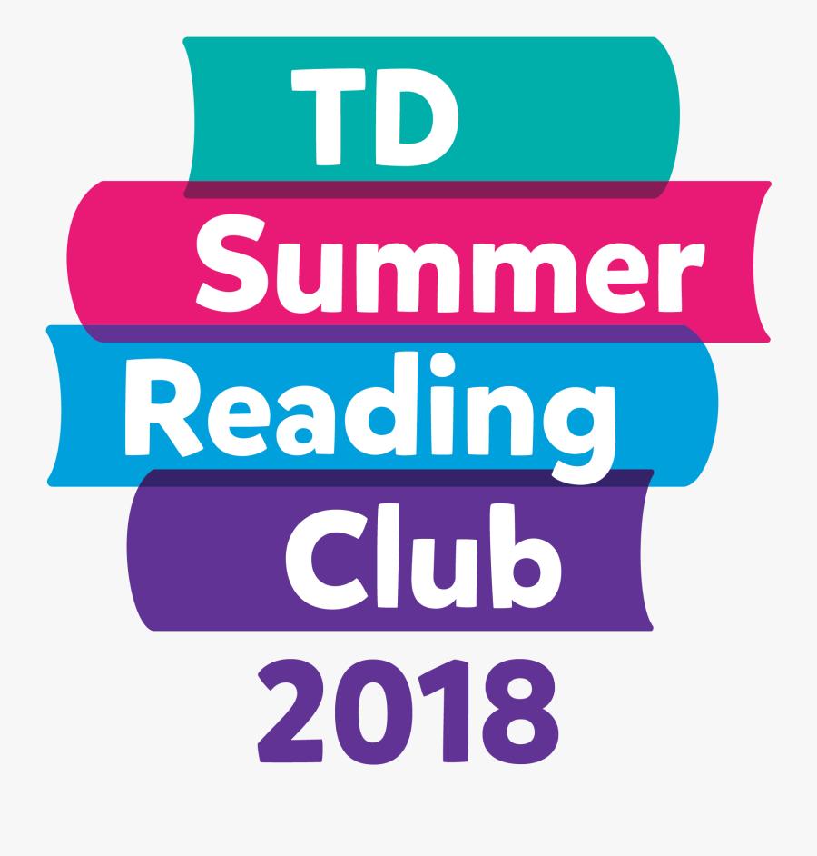 Home Td Club - Summer Reading Club 2019, Transparent Clipart