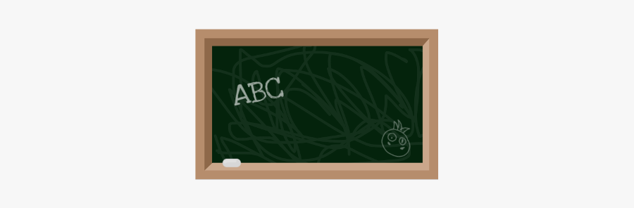 School Chalkboard Chalk Freetoedit - Blackboard, Transparent Clipart