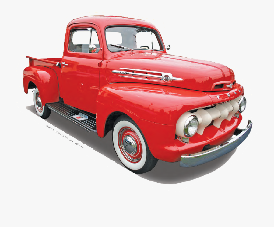Classic Truck Png - Old Ford Truck Png , Free Transparent ...