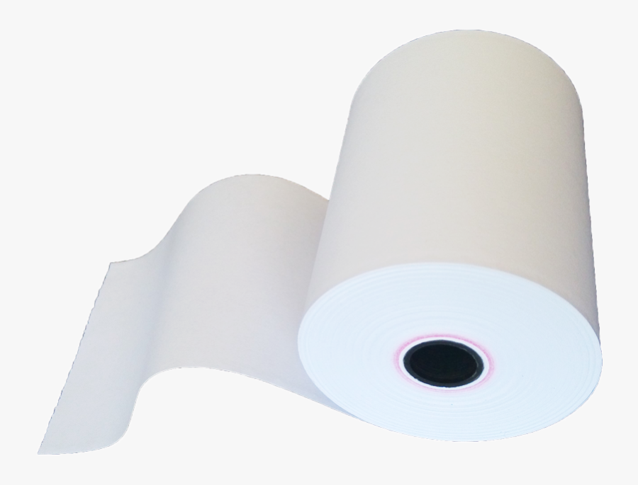 Thermal Paper Roll 57x40mm - Thermal Paper Roll Box, Transparent Clipart