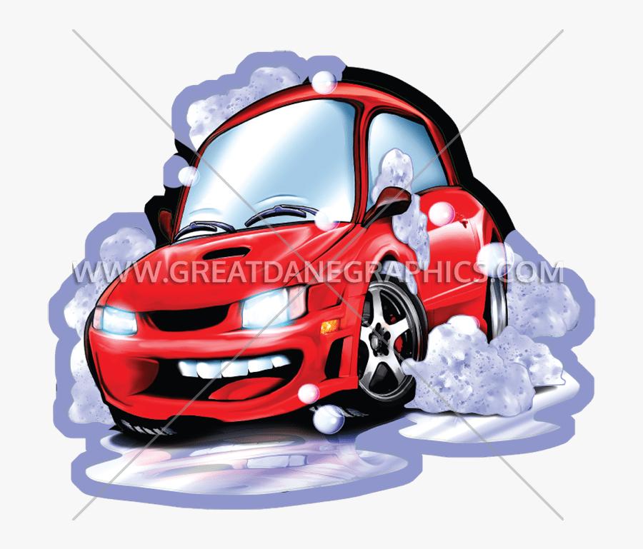 T Shirt Design For Car Washes Clipart , Png Download - Car Wash Logo Tshirt, Transparent Clipart