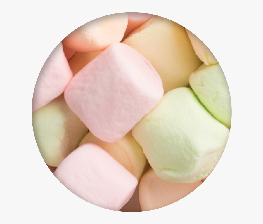Clip Art Only Kosher Candy Large - Colored Marshmallows Transparent, Transparent Clipart