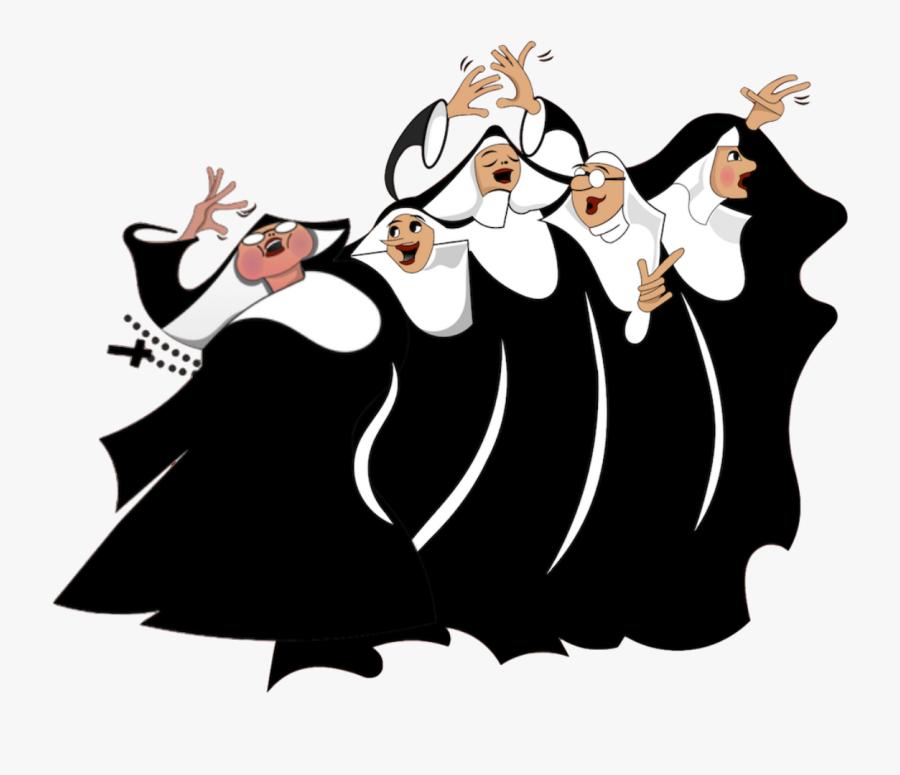Nun Cartoon Clipart   Free Images at Clker.com - vector clip art online,  royalty free & public domain