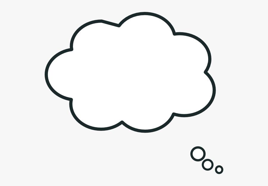 Transparent Pensar Clipart - Dream Bubble White Png, Transparent Clipart