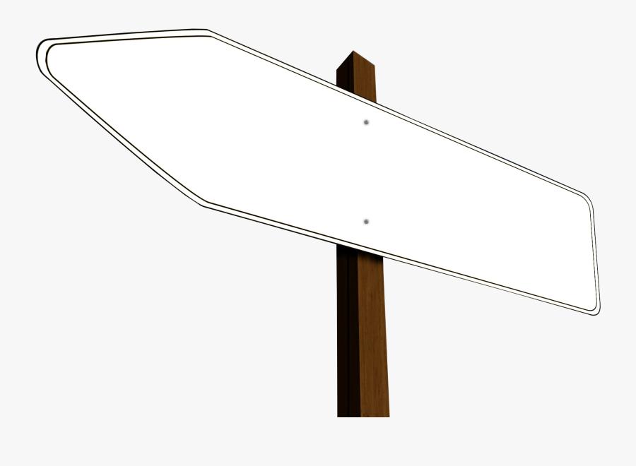 Sign Arrow Transparent, Transparent Clipart