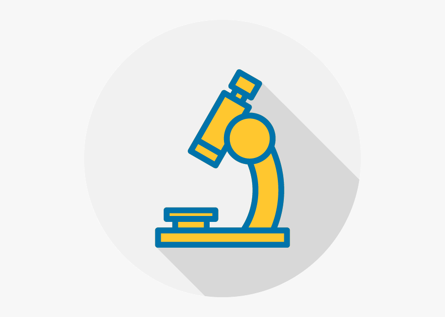 Microscope, Transparent Clipart