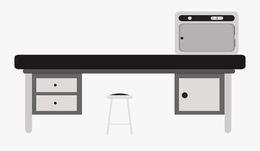 Lab Table Png, Transparent Clipart