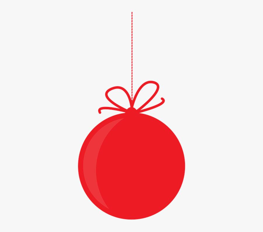 Christmas Ball, Ball, Decoration, Christmas Decoration - Bola De Natal Png, Transparent Clipart