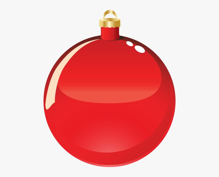 Large Printable Christmas Decorations, Transparent Clipart