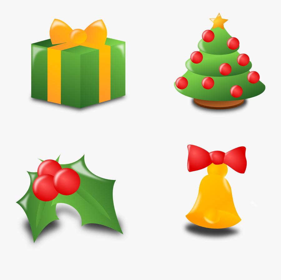 Christmas Ornament,christmas Decoration,christmas - Transparent Small Christmas Icon, Transparent Clipart