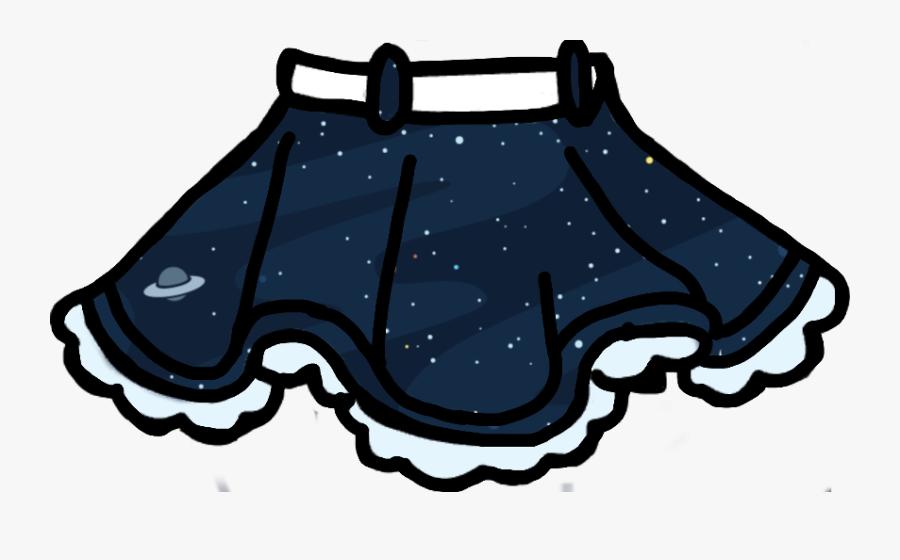 Transparent Skirts Clipart Gacha Life Edit Clothes Free Transparent Clipart Clipartkey