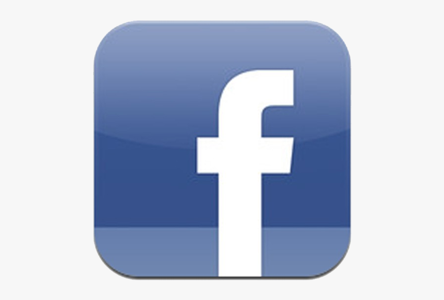 Facebook Png Logo Vector, Clipart - Facebook Iphone App Icon, Transparent Clipart