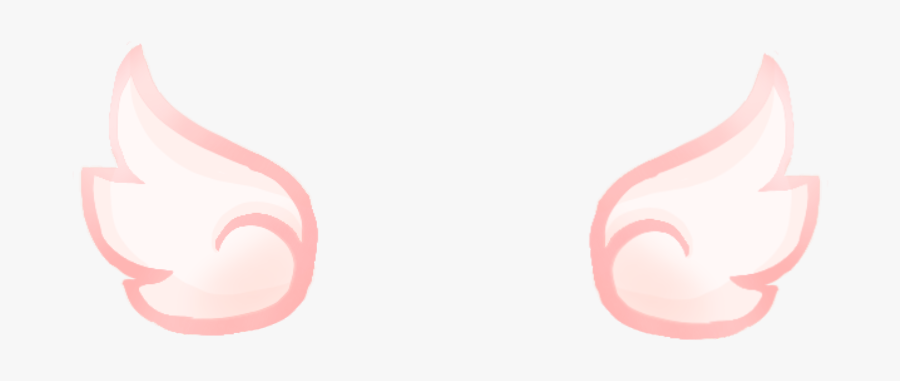 Hey Look, I Made Little Pastel Angel Wings I Like Them - Angel Wings Gacha Life, Transparent Clipart