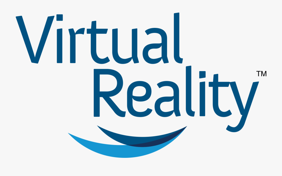 Virtual Reality Png Transparent Images - Virtual Reality Logo Transparent, Transparent Clipart