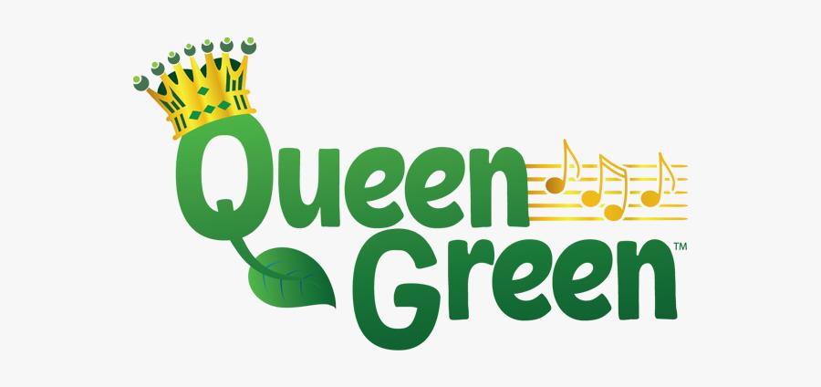 Queen Green Logo, Transparent Clipart