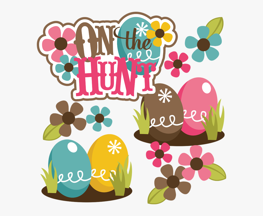 Easter Miss Kate Cuttables, Transparent Clipart