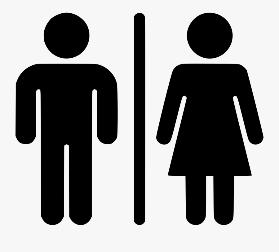 And - Male And Female Symbol Png, Transparent Clipart