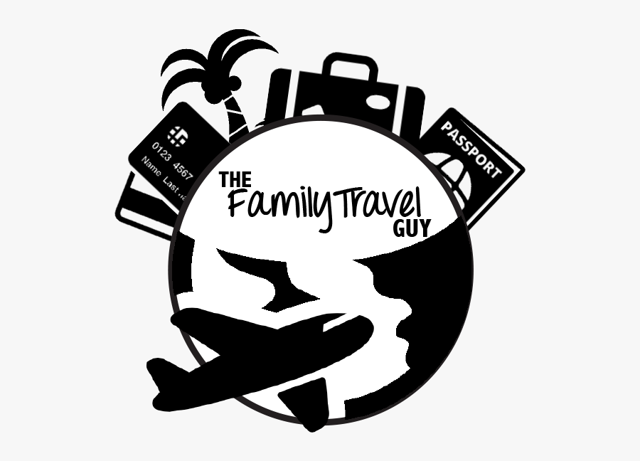 Travel Icon Png, Transparent Clipart