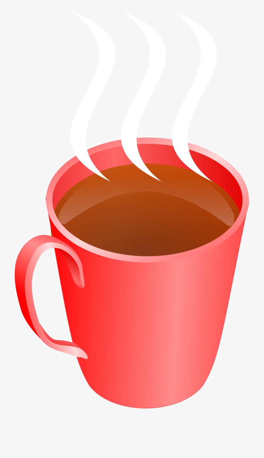 Clip Royalty Free Hot Chocolate Mug Clipart - Hot Chocolate Clipart Png, Transparent Clipart