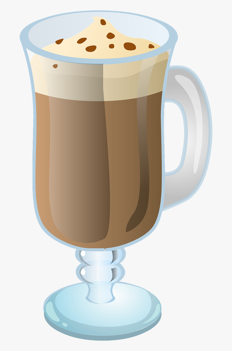 Clipart Coffee, Transparent Clipart