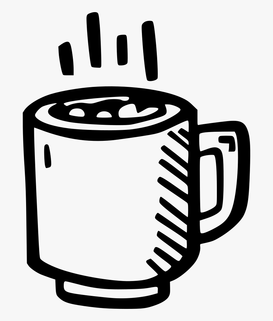Hot Cocoa Png - Cup Of Cocoa Icon, Transparent Clipart