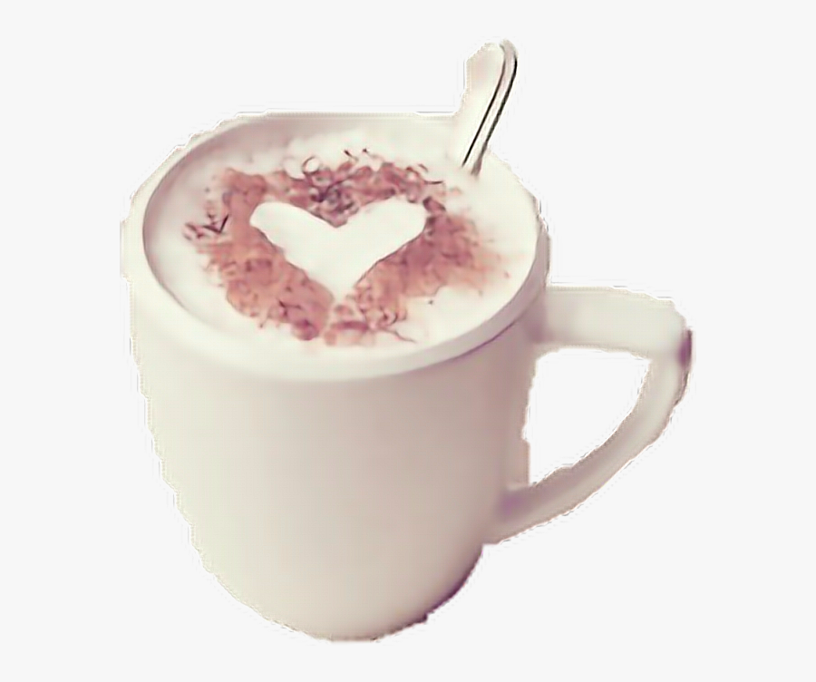 Clipart Winter Hot Chocolate - Good Morning Cute Coffee, Transparent Clipart