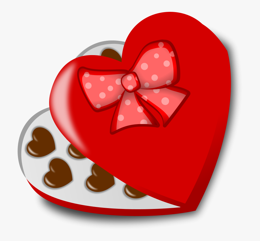 Box Of Chocolates Clipart, Transparent Clipart