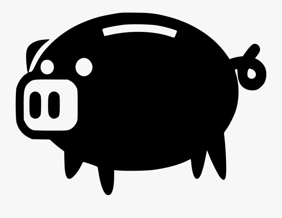Transparent Miss Piggy Png - Broken Piggy Bank Transparent, Transparent Clipart