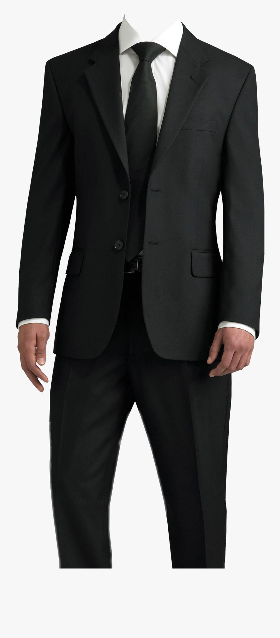 Png Suit And Tie No Background - Suit Images For Photoshop, Transparent Clipart