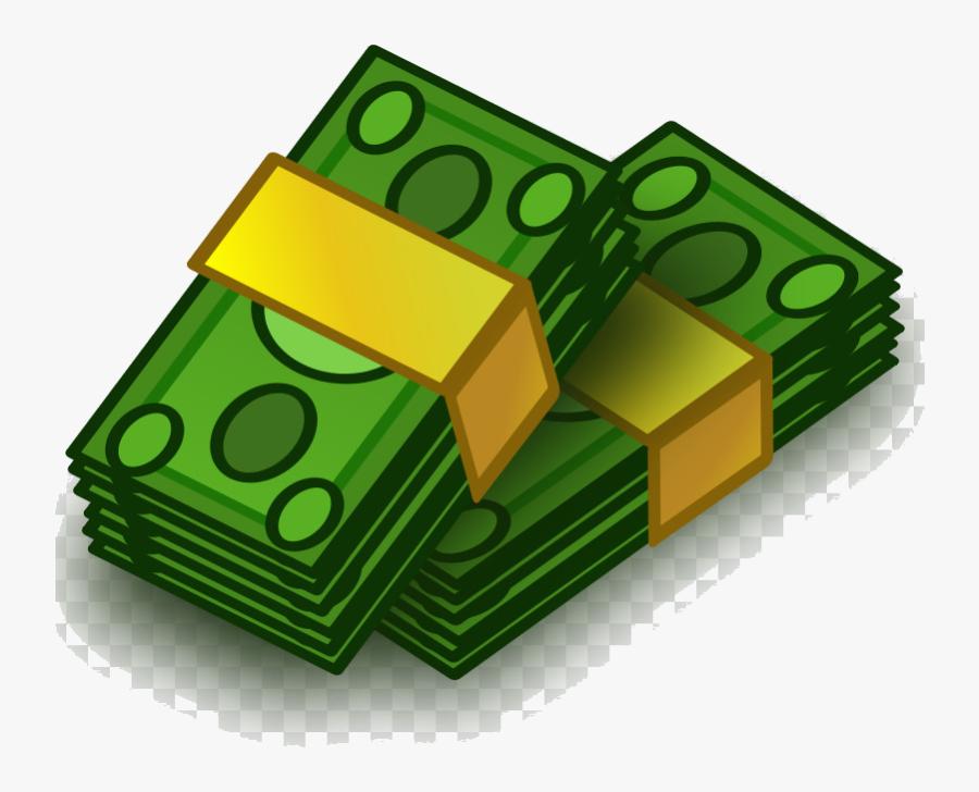 Money Bag Bank Clip Art Free Clipart Transparent Png - Money Clipart No Background, Transparent Clipart