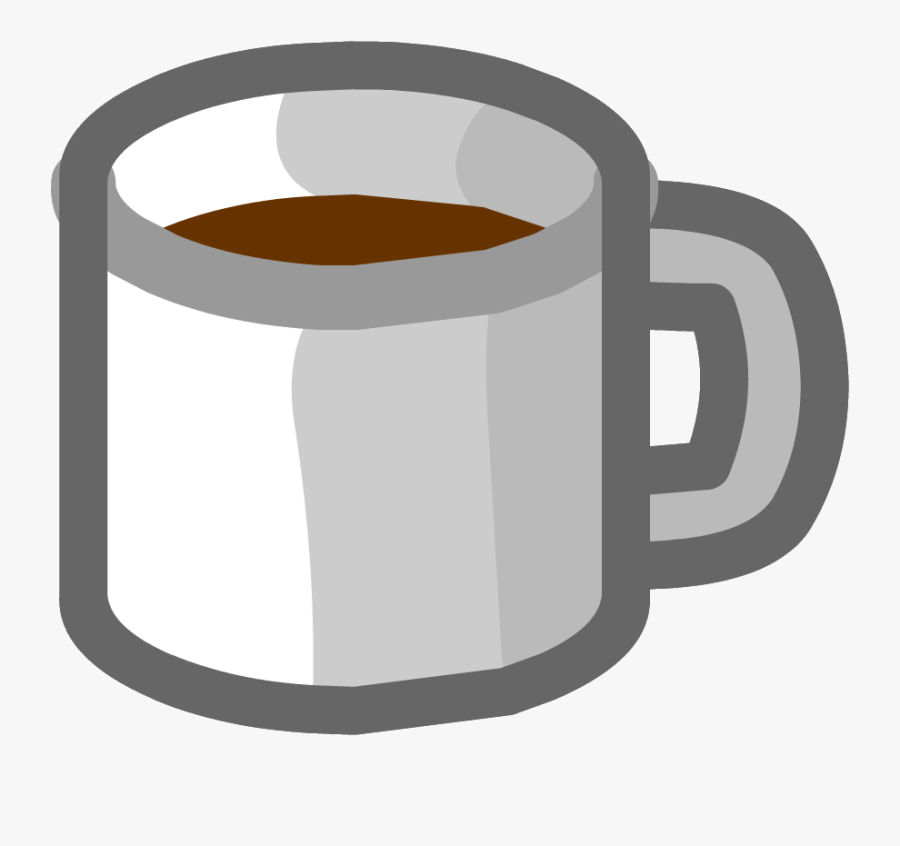 Club Penguin Wiki - Club Penguin Coffee Emote, Transparent Clipart