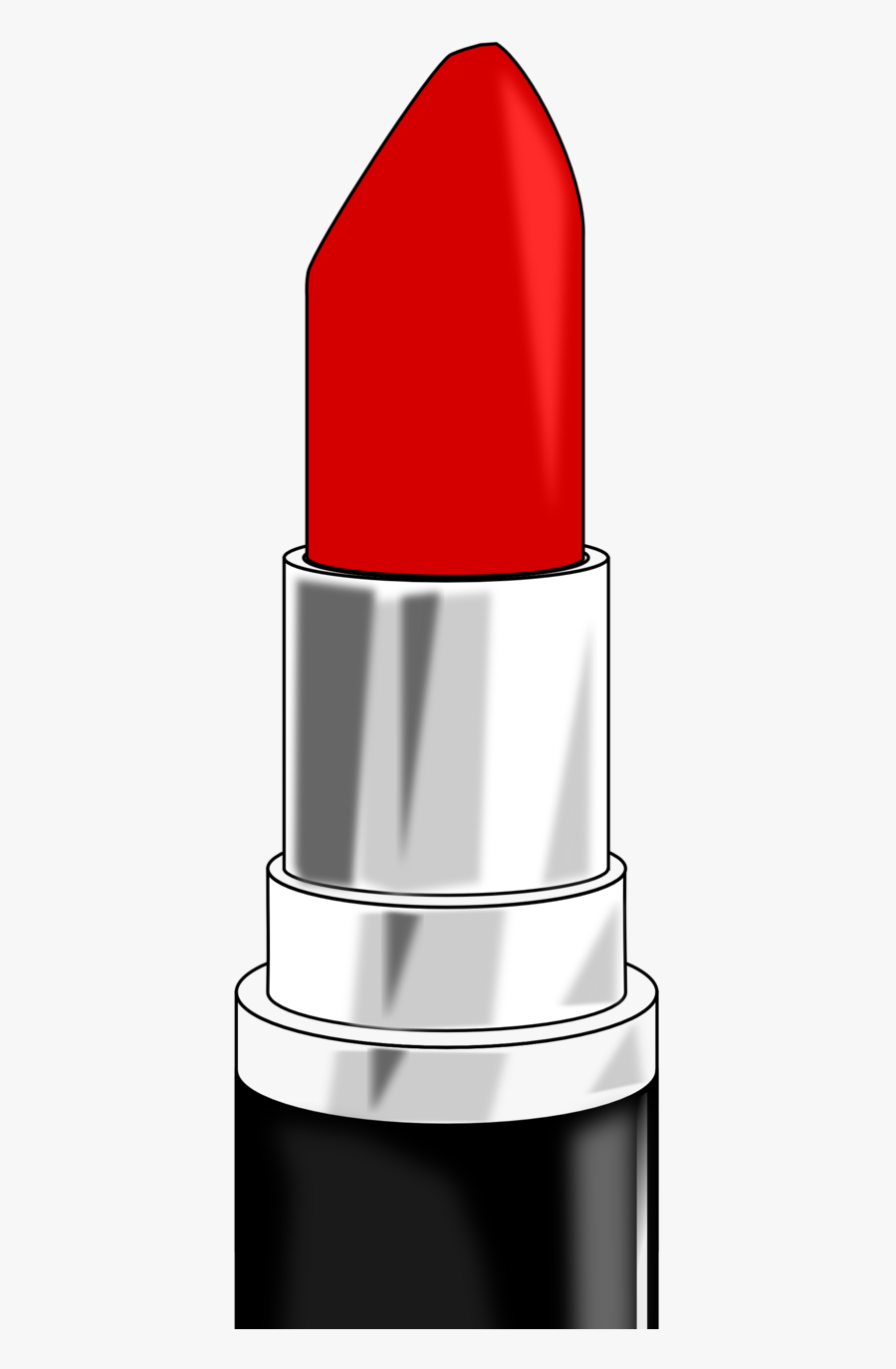 Lipstick - Red Lipstick Clipart, Transparent Clipart